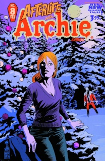 Afterlife With Archie #8 (Francavilla Cover)