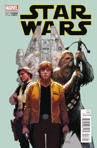 Star Wars #17 (Yu Cover)