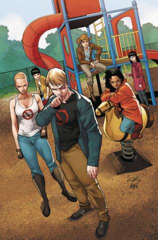 Generation Zero #2 (20 Copy Henry Cover)