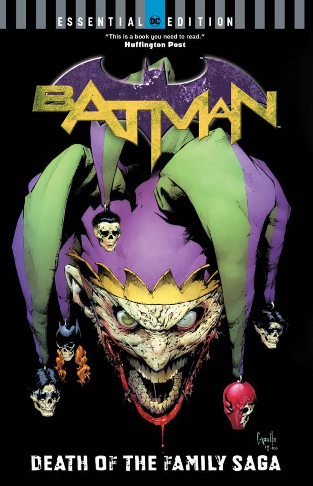 Batman: Death of the Family Saga (DC Essential Edition)