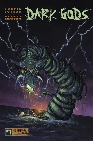 Dark Gods #1 (Deity Cover)