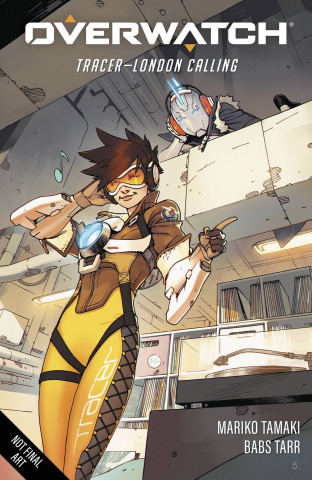 Overwatch: Tracer-London Calling