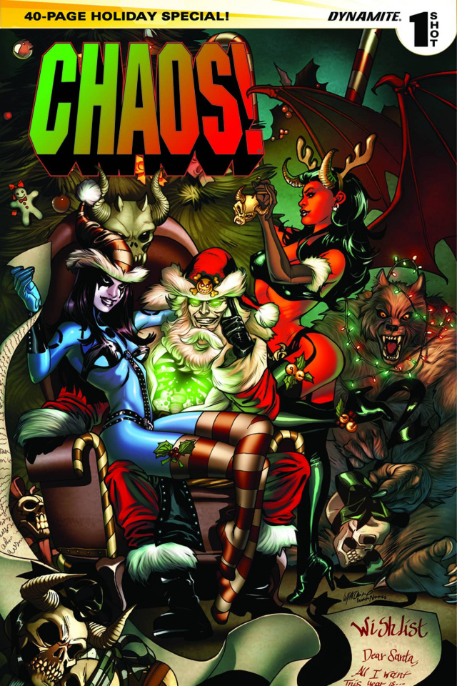 Chaos Holiday Special 2014