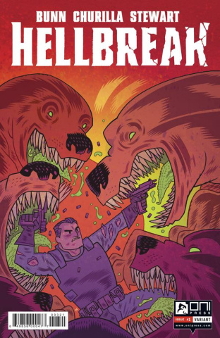 Hellbreak #3 (10 Copy Hipp Cover)