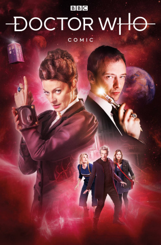 Doctor Who: Missy #3 (Photo Cover)