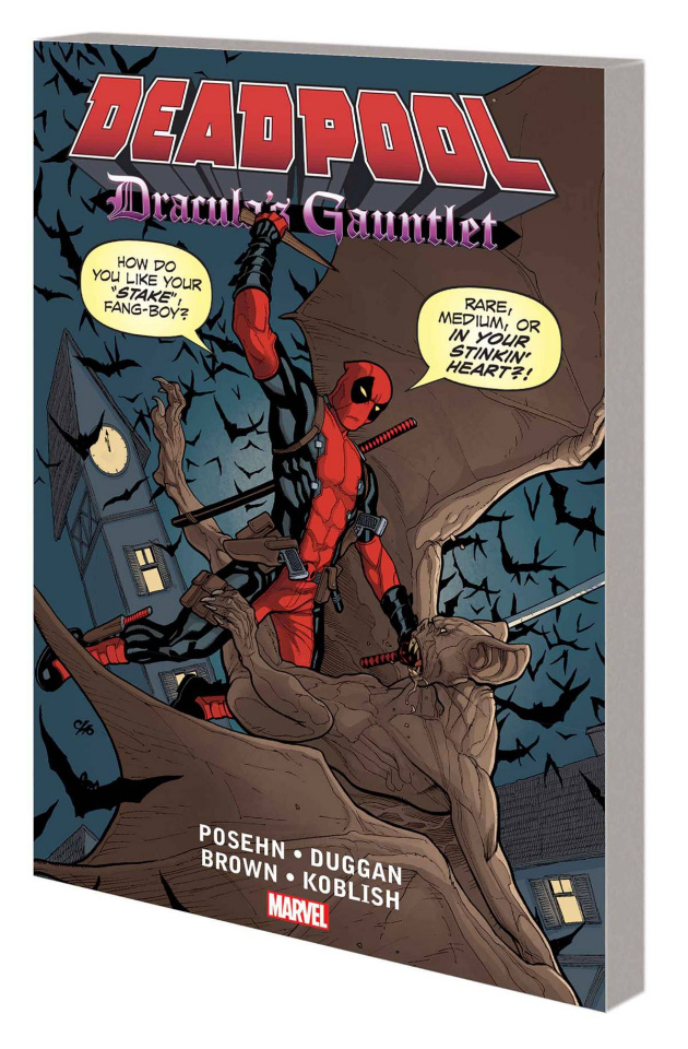 Deadpool: Dracula's Gauntlet