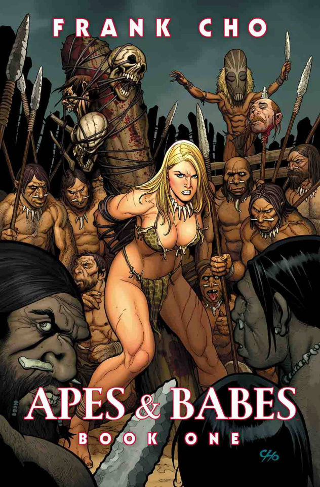 Apes & Babes Book One