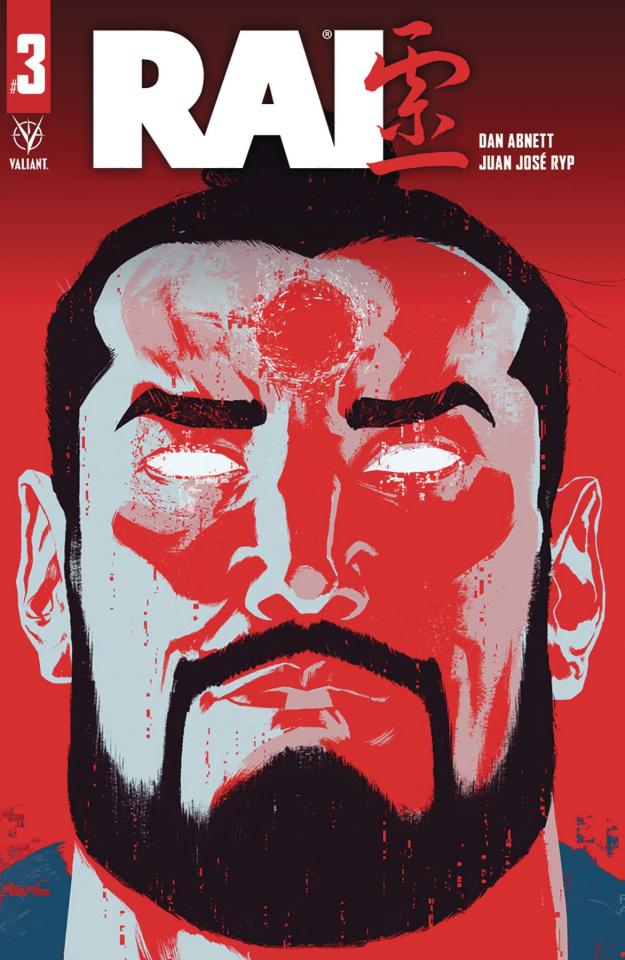 Rai #3 (Allen Cover)
