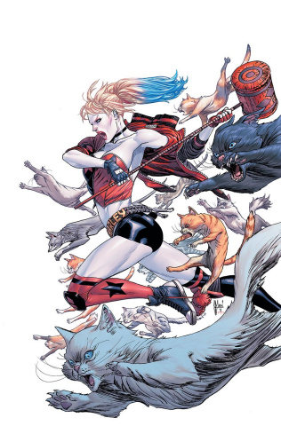 Harley Quinn #54