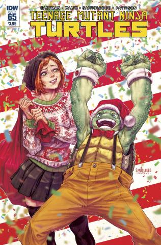 Teenage Mutant Ninja Turtles #65