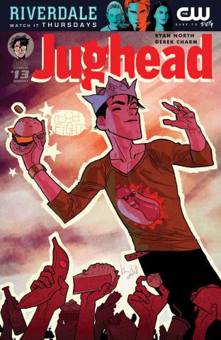 Jughead #13 (Ben Caldwell Cover)
