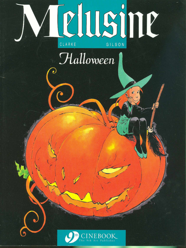 Melusine Vol. 2: Halloween