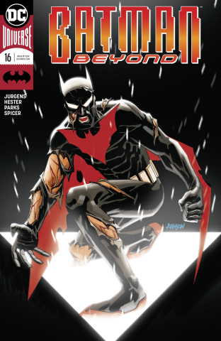 Batman Beyond #16 (Variant Cover)