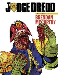 Judge Dredd: The Complete Brendan McCarthy Collection