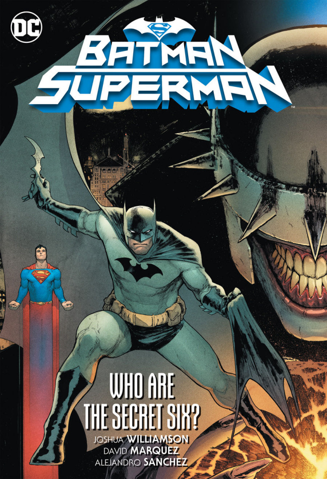 Batman / Superman Vol. 1: Who Are the Secret Six?
