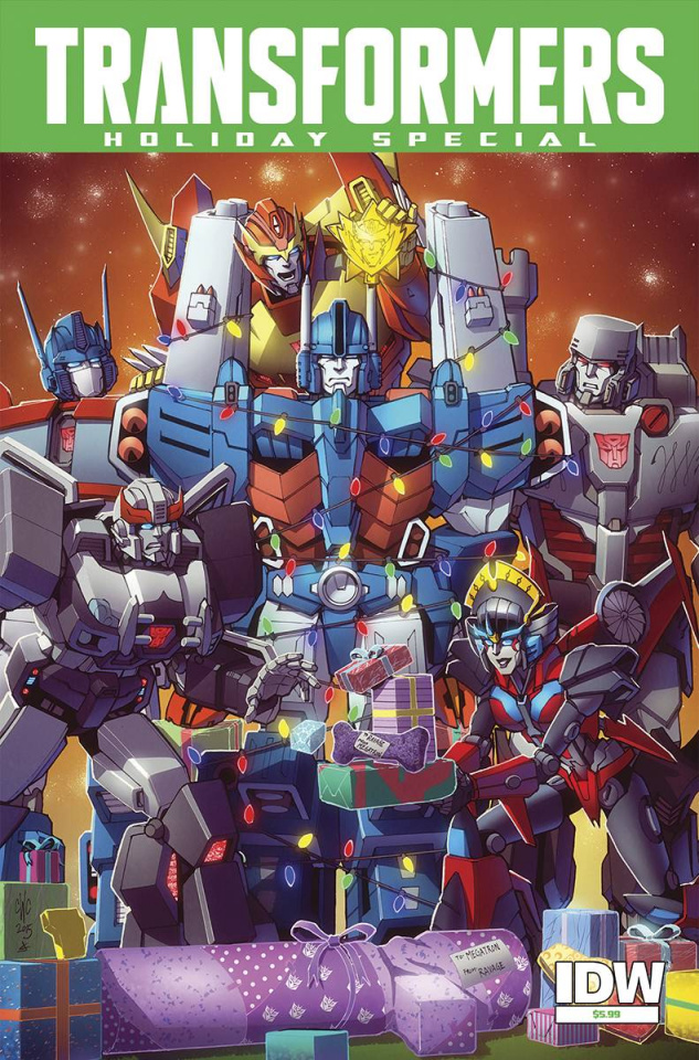 The Transformers Holiday Special