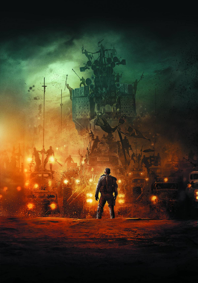 Mad Max: Fury Road Inspired Artists (Deluxe Edition)