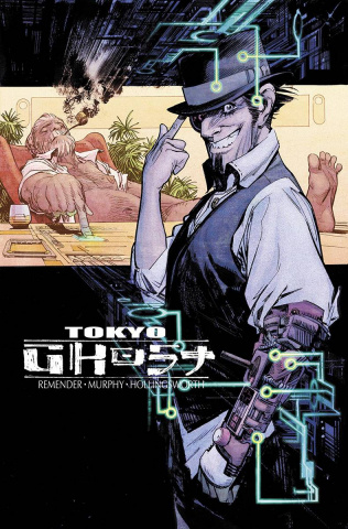 Tokyo Ghost #6 (Murphy & Hollingsworth Cover)