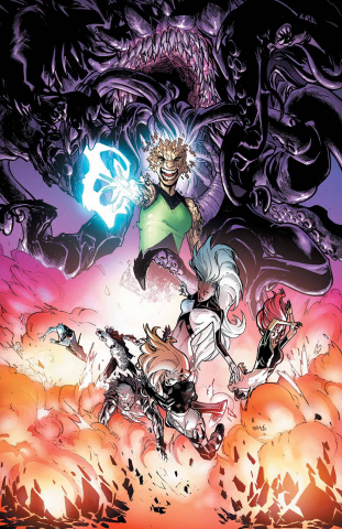 Extraordinary X-Men #15