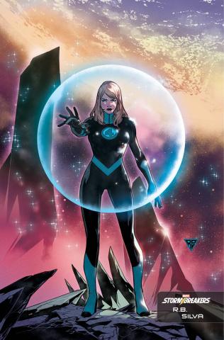 Fantastic Four #26 (Silva Stormbreakers Cover)