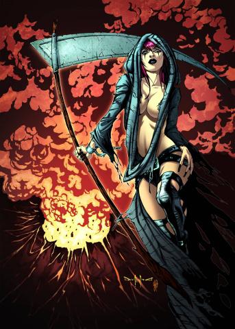 Grimm Fairy Tales: No Tomorrow #1 (Qualano Cover)