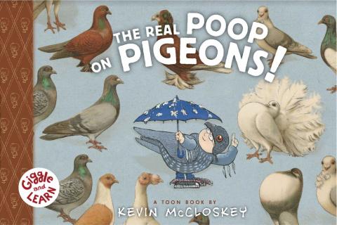 The Real Poop on Pigeons!