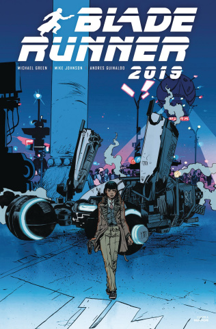 Blade Runner 2019 #5 (Pope Cover)