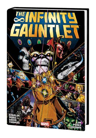 The Infinity Gauntlet (Omnibus)