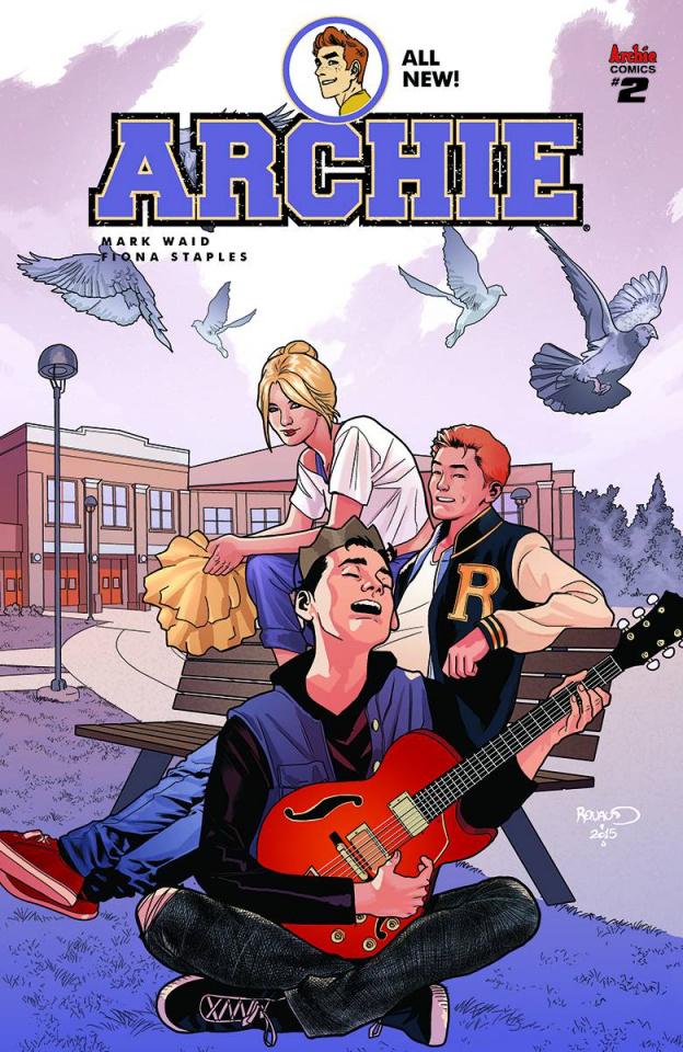 Archie #2 (Paul Renaud Cover)