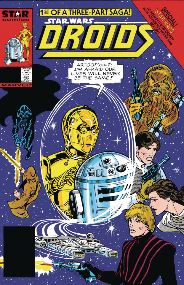 Star Wars: According to the Droids #1 (True Believers)