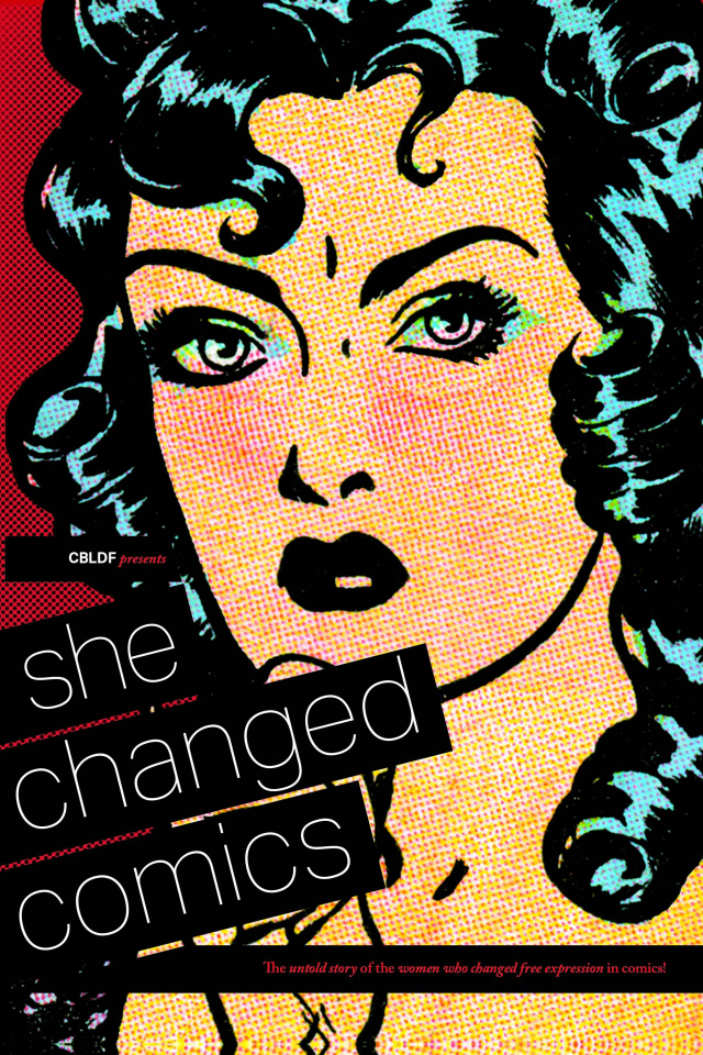 She Changed Comics