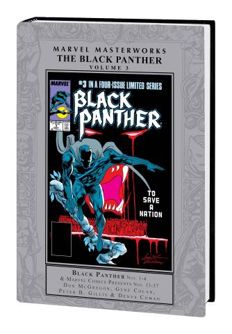Black Panther Vol. 3 (Marvel Masterworks)
