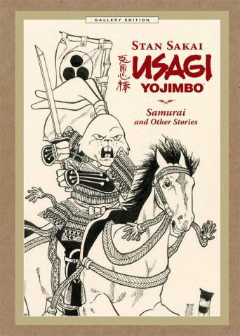 Usagi Yojimbo Gallery Edition