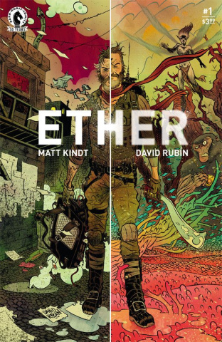 Ether #1 (Rubin Cover)