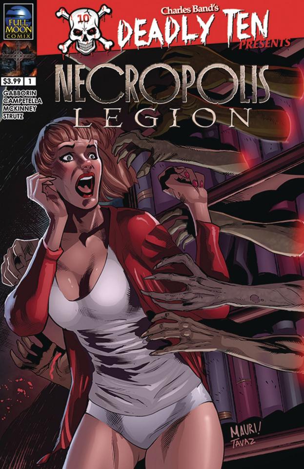 Deadly Ten Presents Necropolis Legion (Campetella Cover)