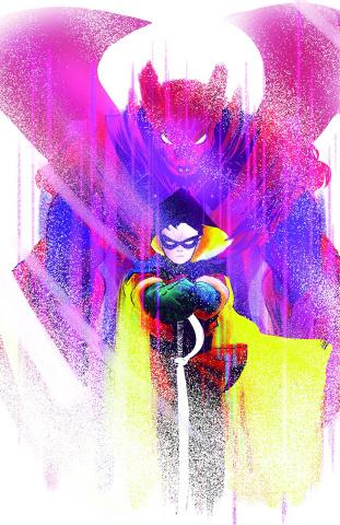 Robin: Son of Batman #1 (Variant Cover)