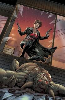 Grimm Fairy Tales: Inferno - Resurrection #2 (Salazar Cover)