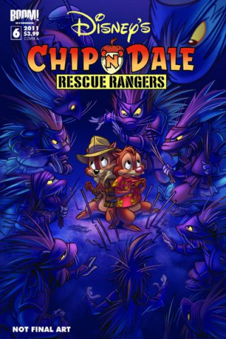Chip 'N' Dale Rescue Rangers #6