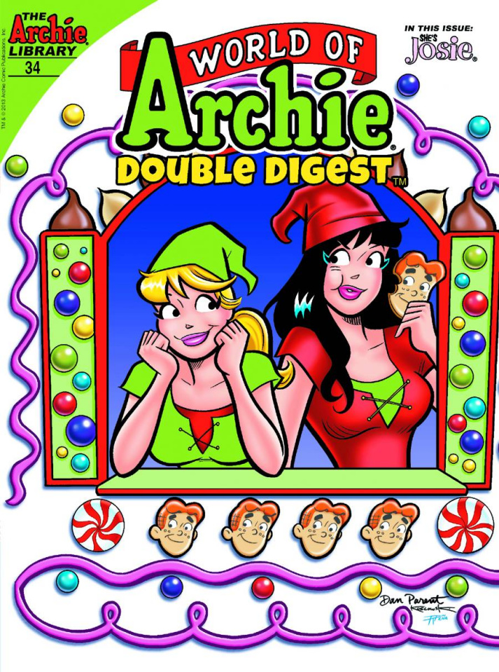 World of Archie Double Digest #34