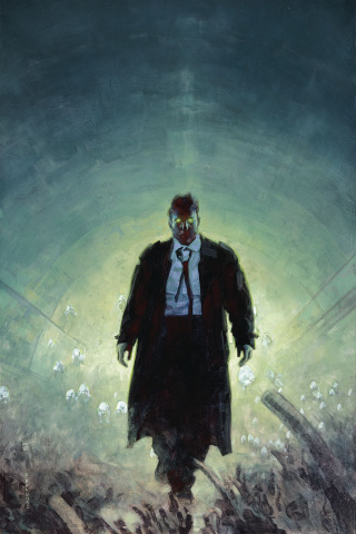 Joe Golem, Occult Detective: Conjurors #2