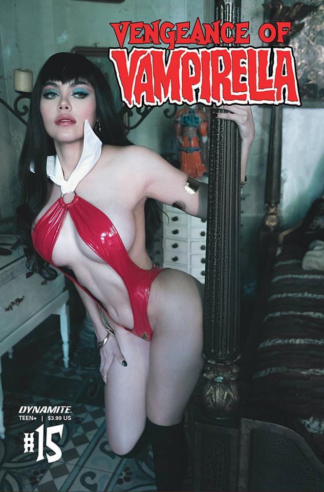 Vengeance of Vampirella #15 (Cosplay Cover)