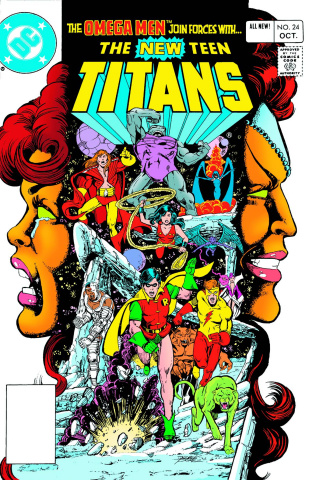The New Teen Titans Vol. 4