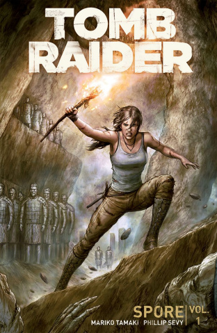 Tomb Raider Vol. 1: Spore