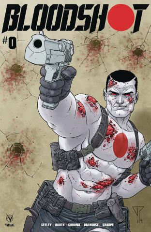 Bloodshot #0 (Portela Cover)