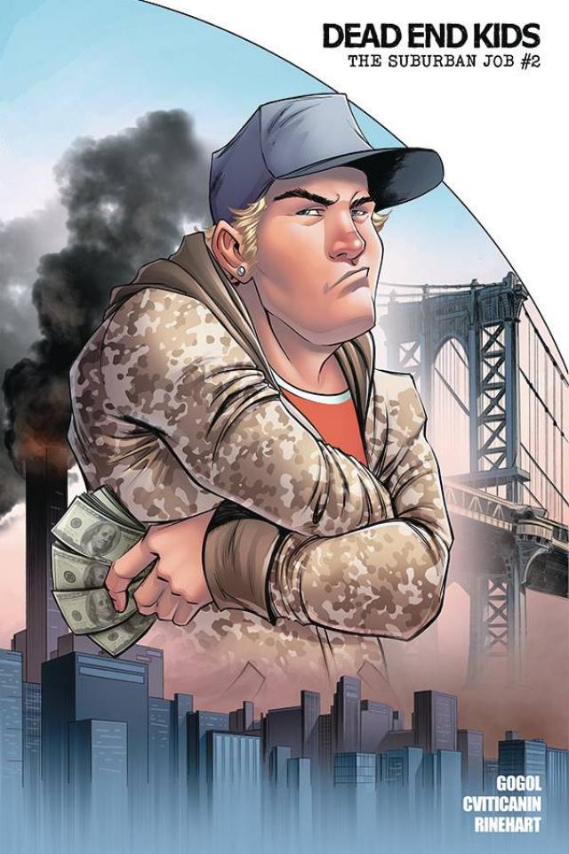 Dead End Kids: The Suburban Job #2 (Kincaid 5 Copy Cover)
