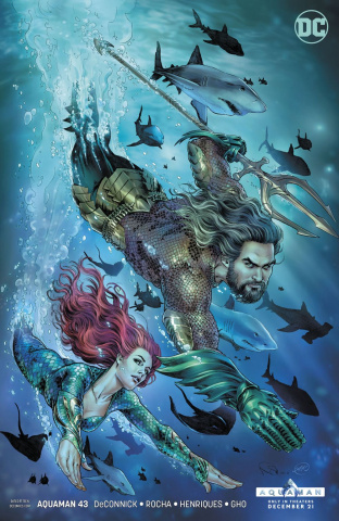 Aquaman #43 (Variant Cover)