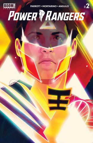 Power Rangers #2 (25 Copy Montes Cover)