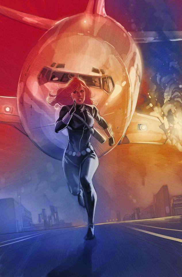 Black Widow #5 (2nd Printing)