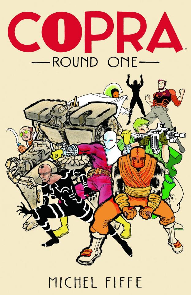 Copra: Round One Vol. 1