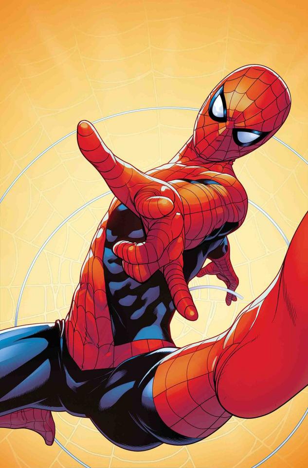 Friendly Neighborhood Spider-Man #1 (Cabal Cover)